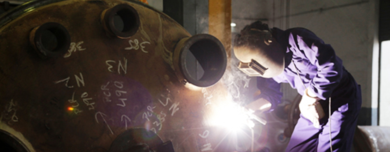 PED Pressure Vessel Fabrication